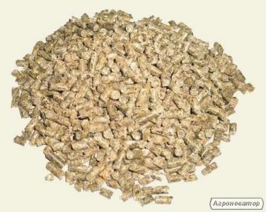 Корм гранулированный для карпа(рыба). 3300 грн. за тонну.