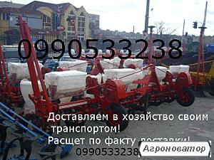 Сівалка СУПН-8 + КРНВ-5.6