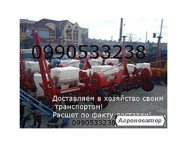 Сеялка СУПН-8 + КРНВ-5.6