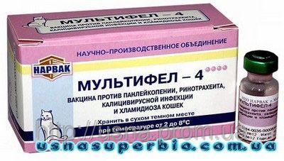 МУЛЬТИФЕЛ-4 вакцина, НАРВАК, Россия (1 мл - 1 доза)