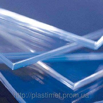 Поликарбонат монолитный, Monogal, прозрачный 2 мм.
