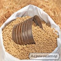 Агрофирма реализует гранулированный корм для прудовой рыбы