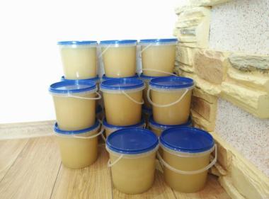 Фасований Ріпаковий Мед.Fasovany Rape Honey.Fasovany Мед, ріпакова олія.