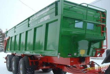 Причіп тракторний