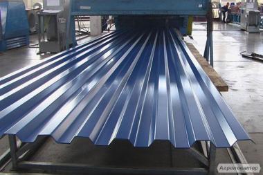 Производим профнастил и металлочерепицу, металлокнструкции.