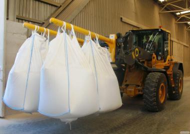 Большие мешки Биг-беги для сыпучих материалов от производителя