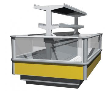 Морозильна ванна (боннет) РОСС Venezia 2,0 (4475 Вт)