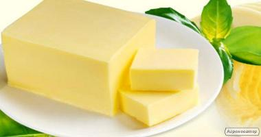 Масло вершкове
