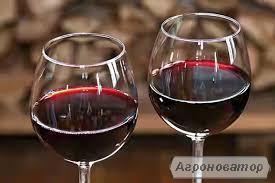 Домашнее вино, красное.
