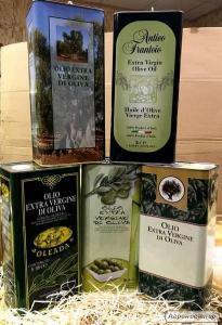 Оливкова олія Olio Extra Vergine di Oliva 5л