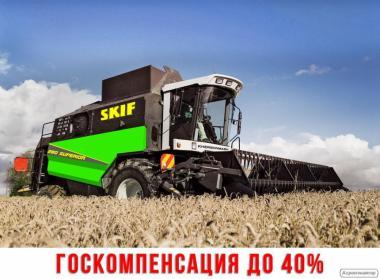 Комбайн зернозбиральний СКІФ 280 SUPERIOR