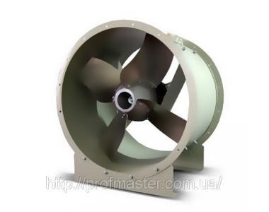 Вентилятор осьовий (круглий), вентилятор для тваринництва