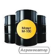 Мазут м 100