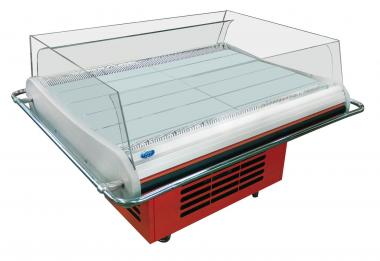 Холодильная витрина демонстрационная Solerno -1,4