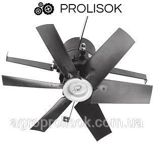 Шахтний вентилятор для ферм