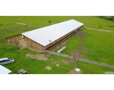 Продается фермерское хозяйство в ивано-франковской области , Снят
