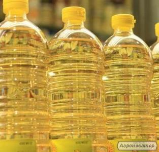Продам подсолнечное масло оптом на Экспорт