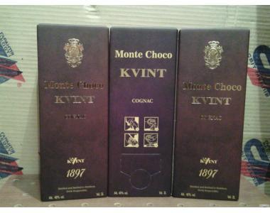 Коньяк Квинт Монте чоко