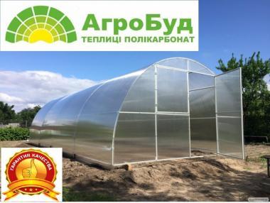 """Теплицы """"Славяночка"""" сборные под поликарбонат"""