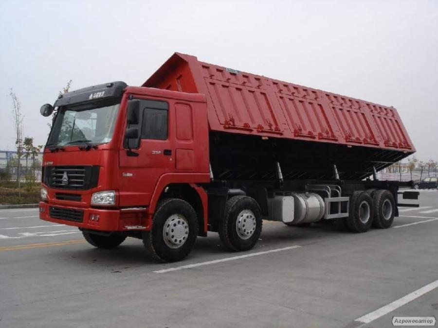 Перевезення с/г продукції зерновозами