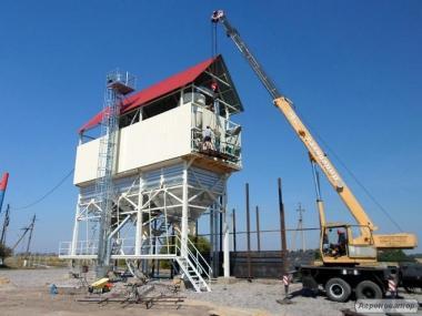 Ремонт і реконструкція зерноочисних комплексів ЗАВ і КЗС