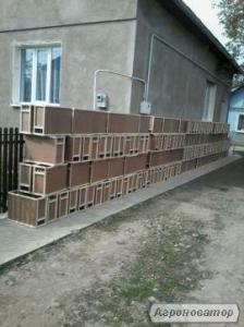 ящики для перевозки пчелопакетов