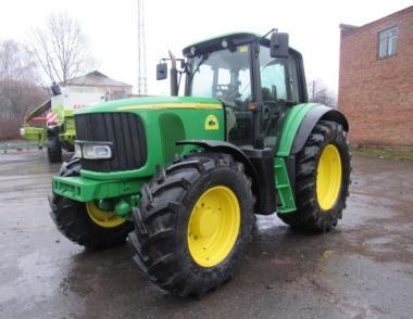 Трактор John Deere 6920S (2006)