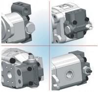Вбудовані клапани, клапани для гідравлічних шестеренних насосів/ двигунів Casappa