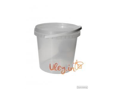 Ведро пластиковое для меда 5 л (сертифицированное)