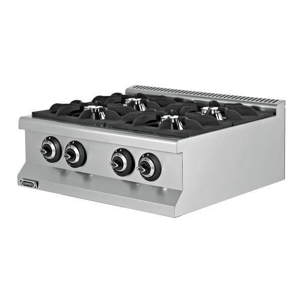 Плита газовая промышленная Empero EMP.7KG020
