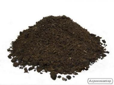 Предлагаем торф для покровной почвы