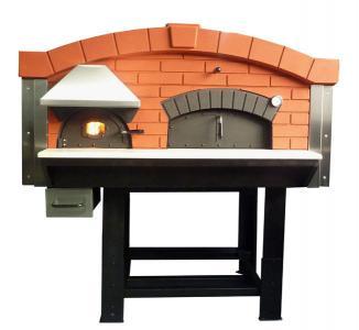 Дров'яна піч для піци з ізольованою камерою горіння D140V ASTERM