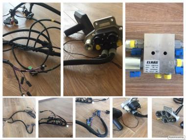 Электро-гидропровод подключения комбайнов CLAAS Lexion-039841.2