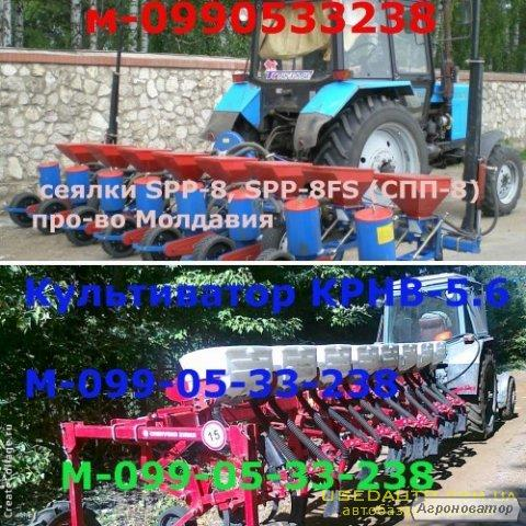 ПРОДАМ СПЧ-8 + КРНВ-5.6 Техника нова