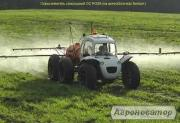 услуги по внесению жидких удобрений КАС-32, а также внесение СЗР