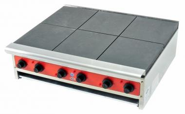 Плита электрическая настольная 6 конф. RE6-36