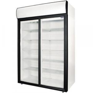 Шафа холодильна шафа Polair DM114Sd-S
