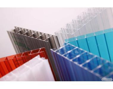 Стільниковий і Монолітний полікарбонат від виробника
