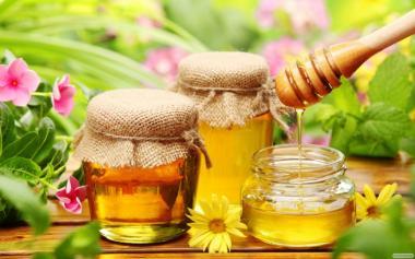 Продам натуральний мед зі своєї пасіки!