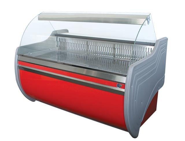 Холодильные витрины Орбита 1,2 1,3 1,5 1,8 2,0 АйсТермо