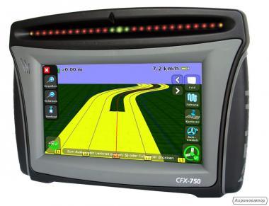 Cистема параллельного вождения Тrimble EZ-Guide 750