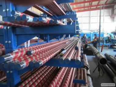 Гидравлические штоки диаметром 14 мм