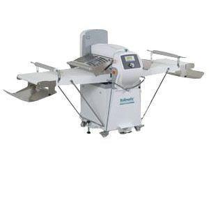 Полуавтоматическая тестораскаточная машина ROLL EUROMATIC