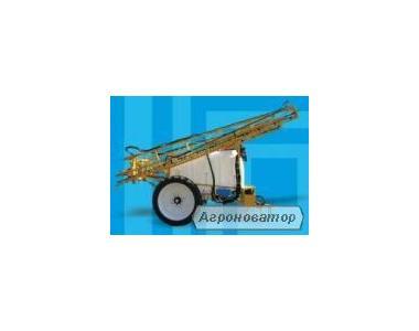 Обприскувач причіпний КРОНОС-3000-18(21,5) (з промиванням бака 170л)