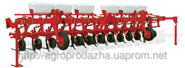 Культиватор (культиватор-растениепитатель навісний высокостебельный) (КРНВ-5,6 (-4,2))