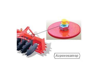 Борона дискова причіпна БДП-3200/4000/6000 Паллада