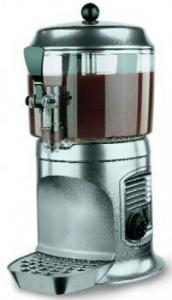 Диспенсер для шоколада DELICE 3 silver