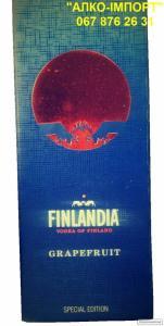 Горілка Finlandia Grapefruit, 2 L, 37,5 об. (роздріб, опт, drop)