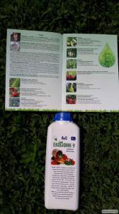 Полностью органическое удобрение биокоректор