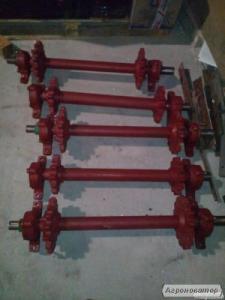 Продам комплектующие к КШП-5 и КШП-6